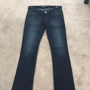 Express Jeans Stella Low Cut Boot